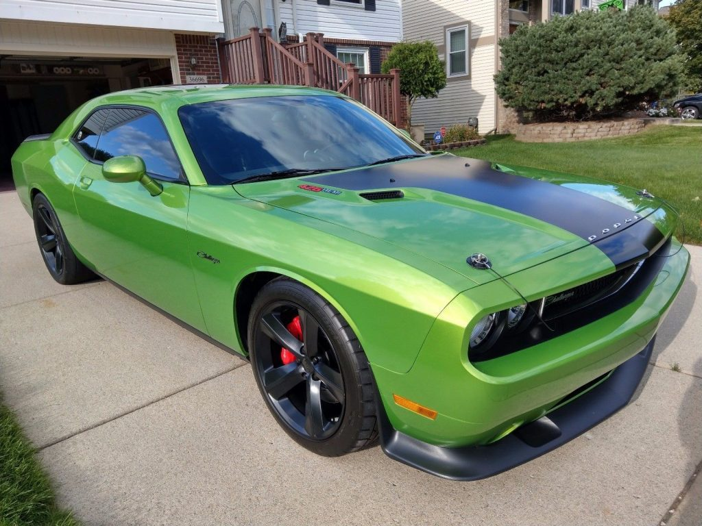 2011 Dodge Challenger Srt8 For Sale
