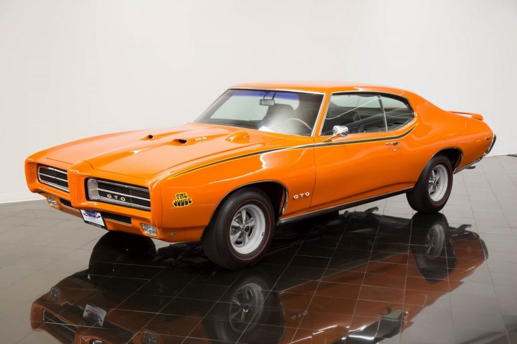 1969 Corvette For Sale >> 1969 Pontiac GTO for sale