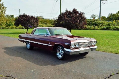 1963 Chevrolet Impala SS for sale