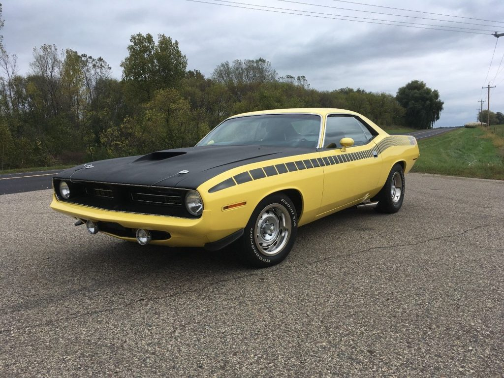1968 Charger For Sale >> 1970 Plymouth Barracuda for sale