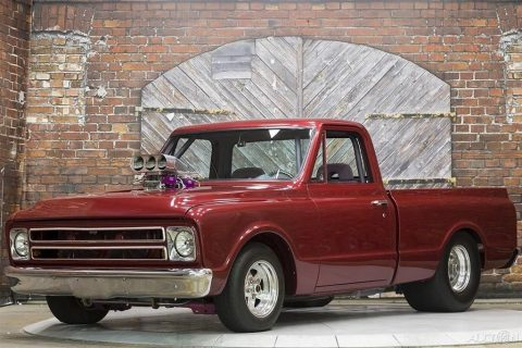 1971 Chevrolet C-10 for sale