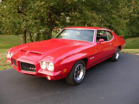 1971 Pontiac GTO for sale