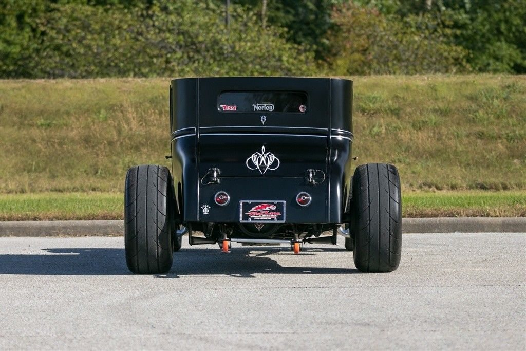 1926 Ford Coupe