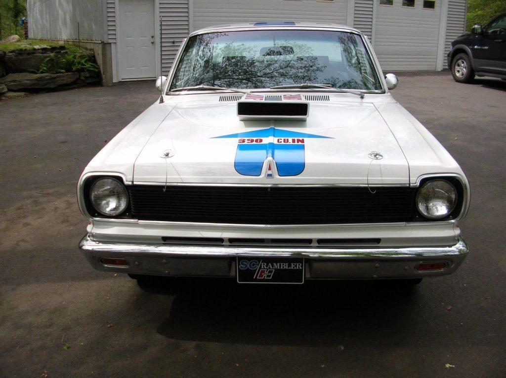 1969 AMC Rambler
