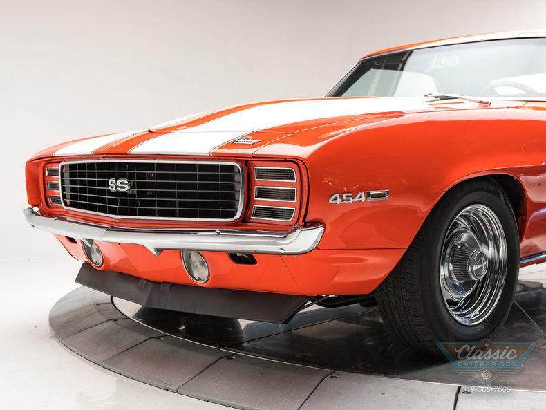 1969 Chevrolet Camaro SS/RS