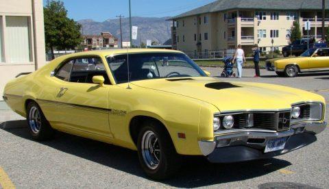1970 Mercury Cyclone Spoiler for sale