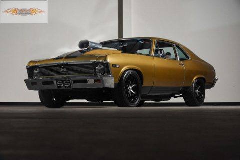 1968 Chevrolet Nova SS for sale