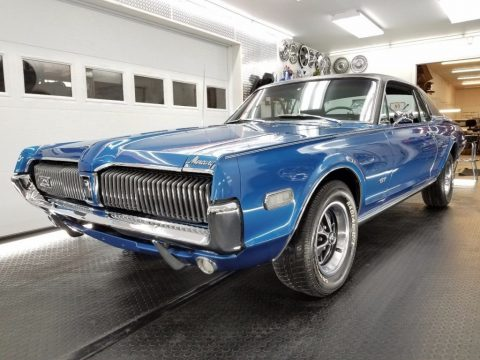 1968 Mercury Cougar GT for sale