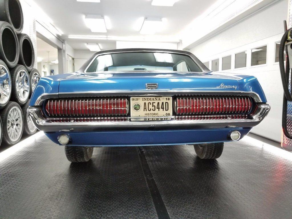 1968 Mercury Cougar GT