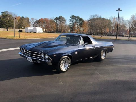 1969 Chevrolet El Camino SS for sale