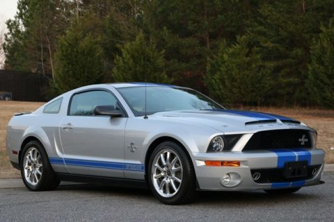 2009 Shelby GT500KR for sale