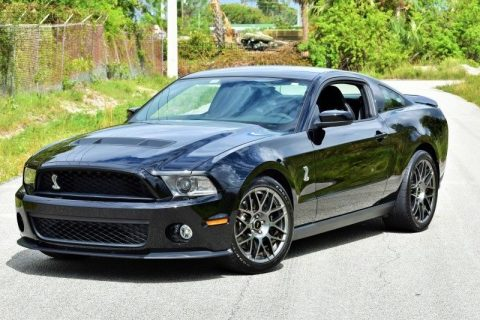 2012 Shelby GT500 SVT for sale