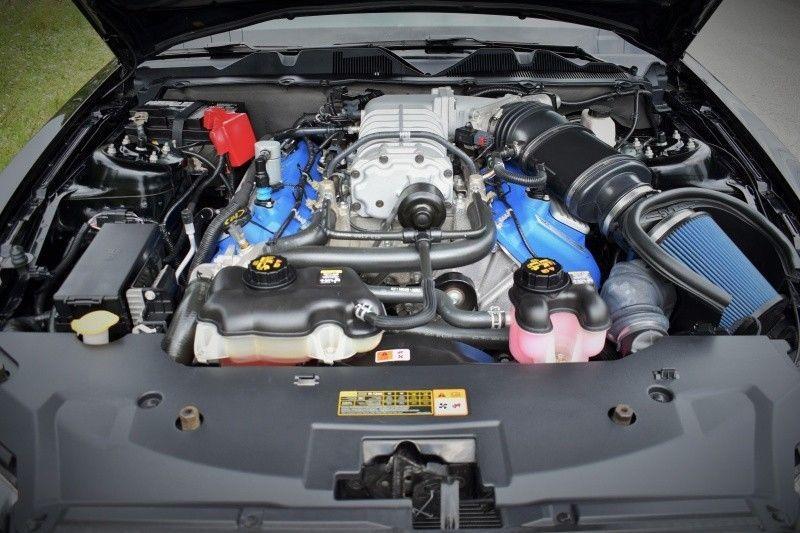 2012 Shelby GT500 SVT