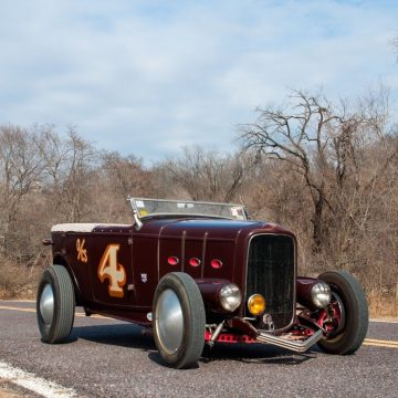 1932 Ford Deluxe Phaeton for sale