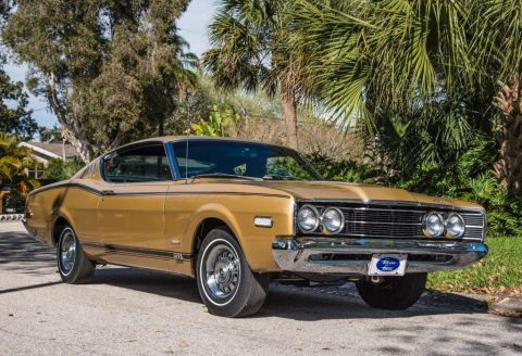 1968 Mercury Cyclone GT for sale