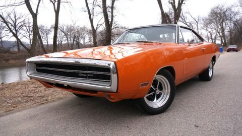 1970 Dodge Charger 500 for sale