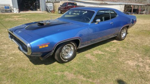 1971 Plymouth GTX for sale