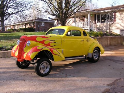 1937 Chevrolet Coupe for sale