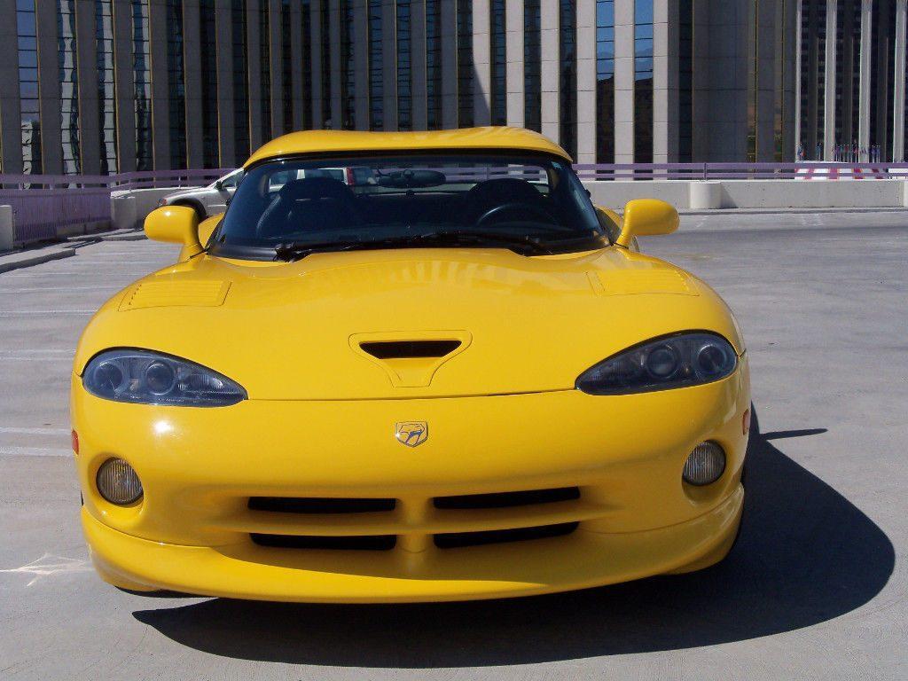 2001 Dodge Viper for sale