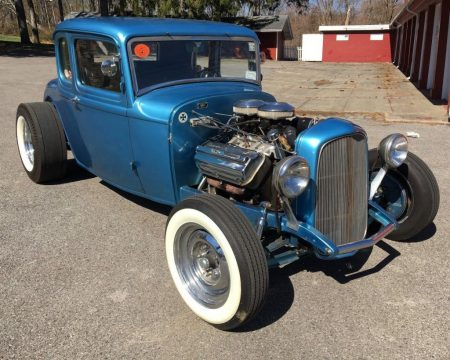 1932 Ford Coupe 5 Window for sale