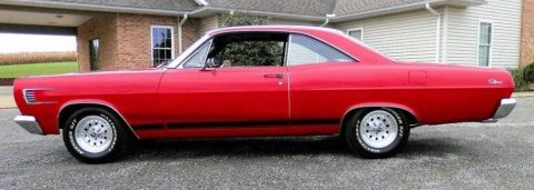 1967 Mercury Comet Caliente for sale