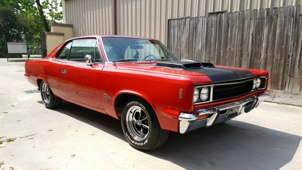 1968 AMC Rebel SST