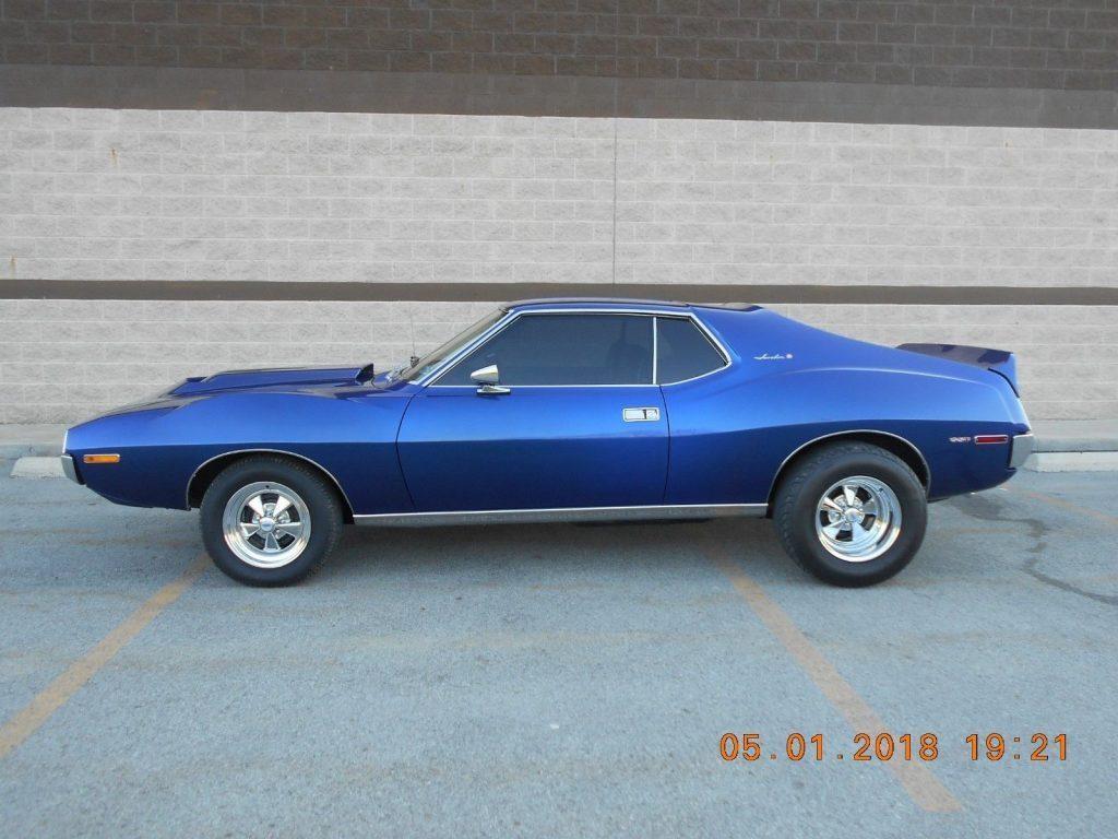 1972 AMC Javelin SST