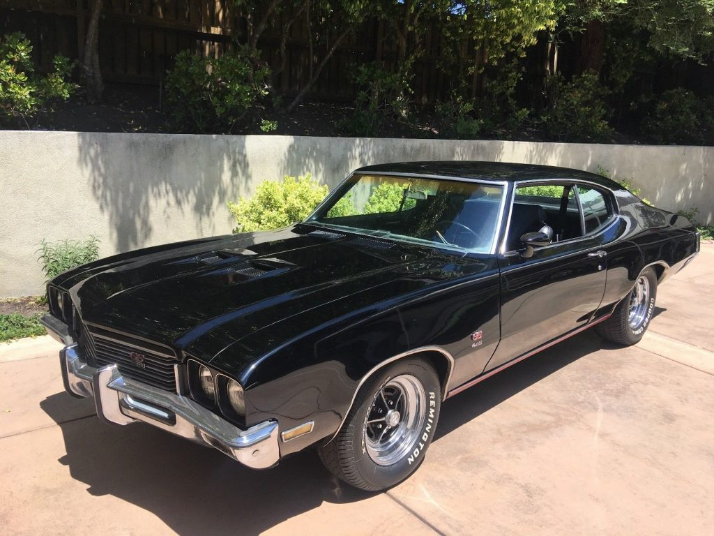 1972 Buick GS