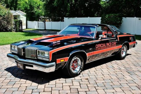 1977 Oldsmobile Cutlass Supreme for sale