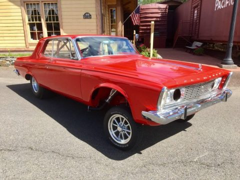 1963 Plymouth Belvedere for sale