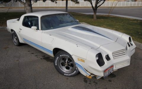 1981 Chevrolet Camaro Z/28 for sale