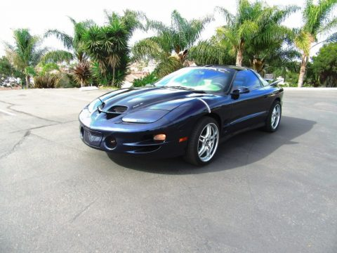 1999 Pontiac Firebird Trans Am for sale