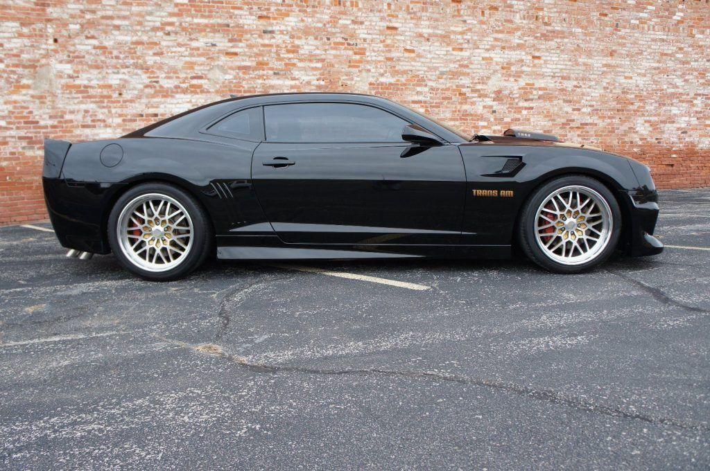 2010 Pontiac Trans Am