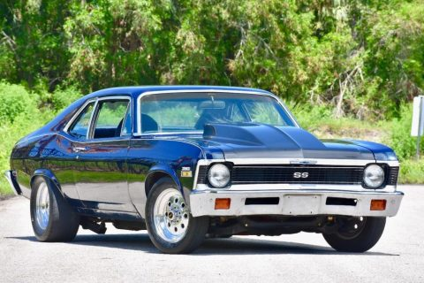 1970 Chevrolet Nova SS for sale