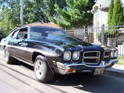 1972 Pontiac Le Mans for sale