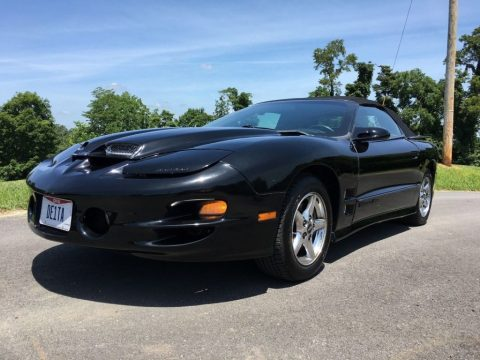 1998 Pontiac Trans Am for sale