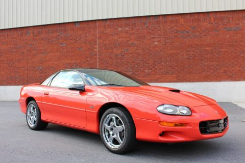 1999 Chevrolet Camaro SS for sale