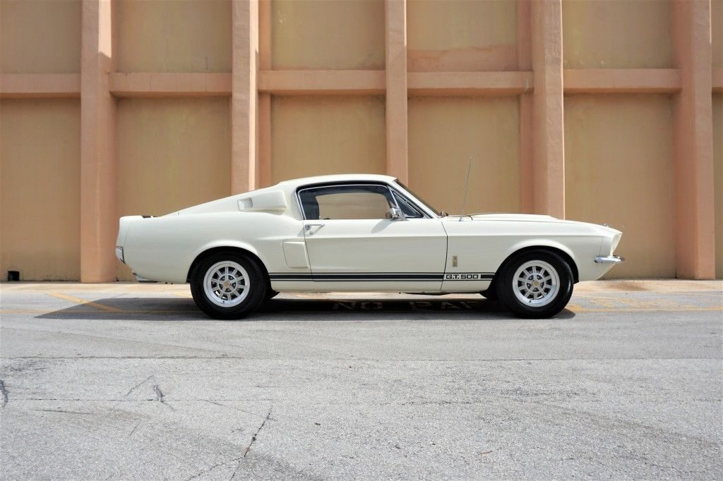 1967 Shelby GT500