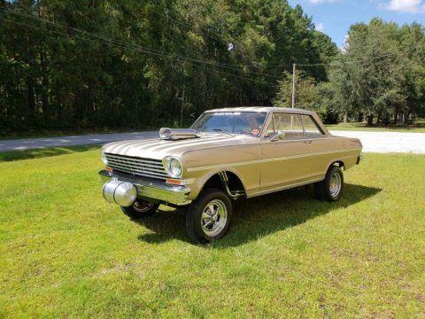 1963 Chevrolet Nova SS for sale