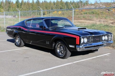1969 Mercury Cyclone CJ for sale