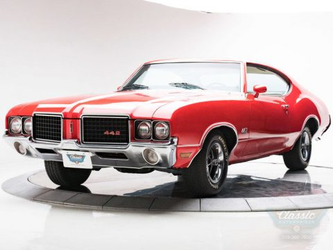 1972 Oldsmobile 442 for sale