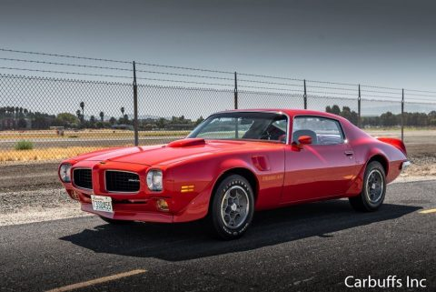 1973 Pontiac Trans Am for sale