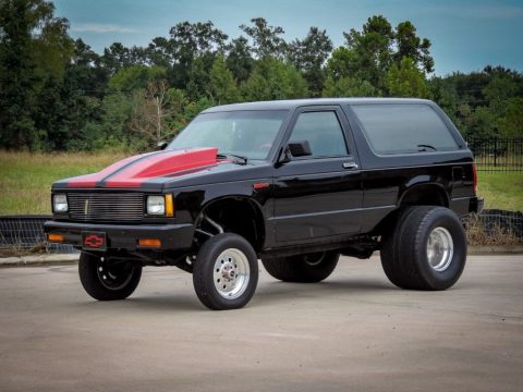 1984 Chevrolet Blazer S-10 for sale