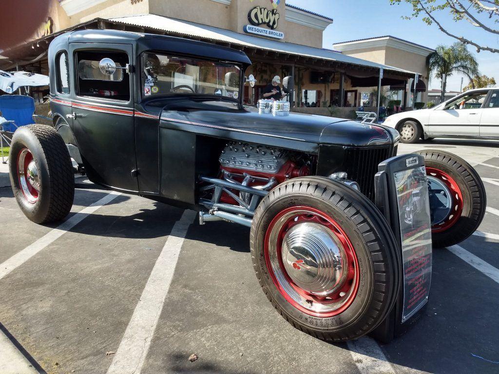 1930 Austin Coupe