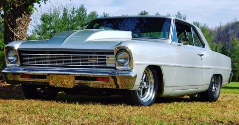 1966 Chevrolet Nova SS for sale