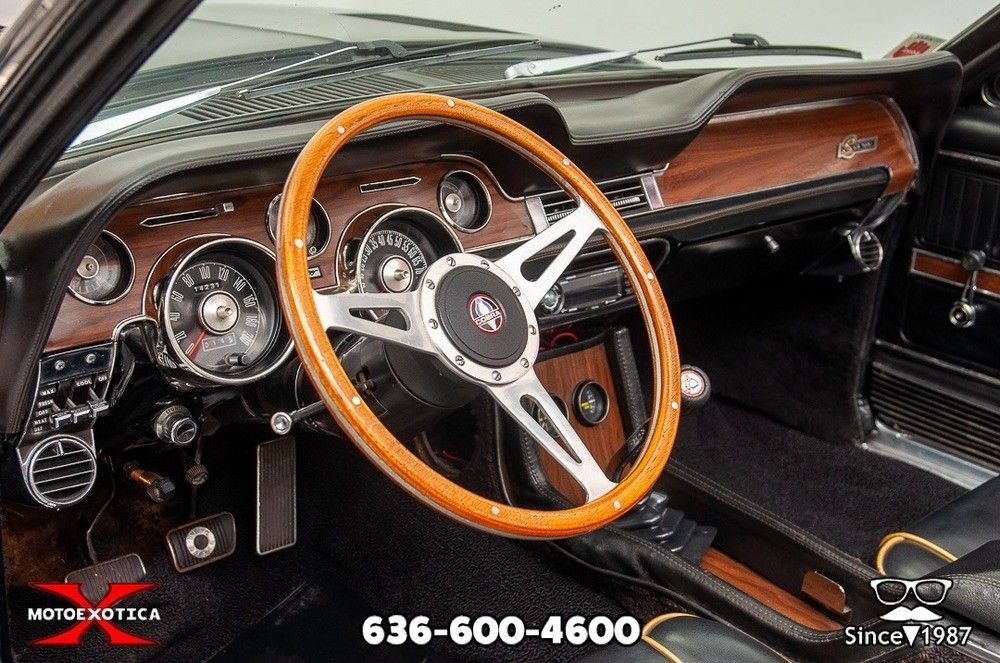 1968 Shelby GT500 Convertible