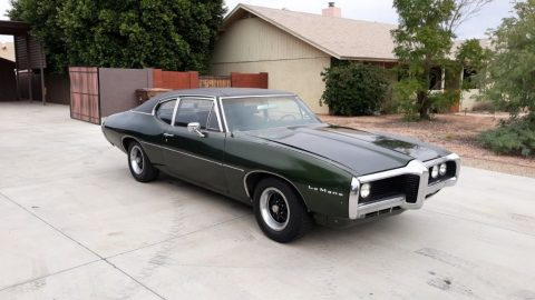1969 Pontiac Le Mans for sale