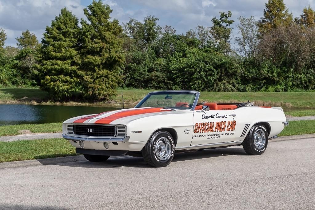 1969 Chevrolet Camaro SS/RS Convertible