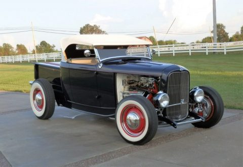1932 Ford Roadster Pickup for sale