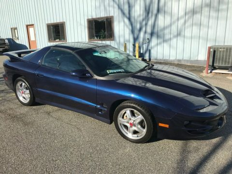 2002 Pontiac Trans Am WS6 for sale